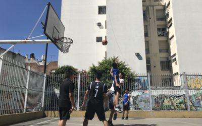 Pick up Games in Buenos Aires
